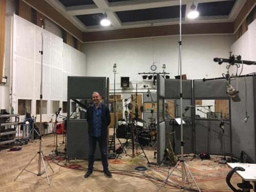 The Beatle Room at Abbey Road