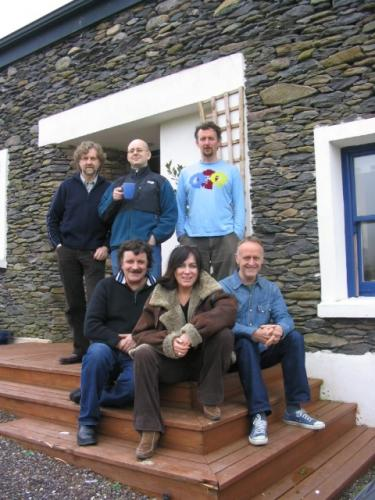 The Mary Black Band in Dingle