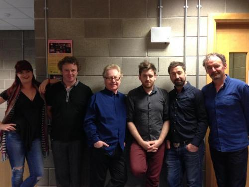Paul Brady and Band 2015