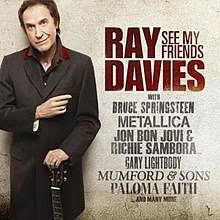 Ray Davies  - See My Friends...Guitarist