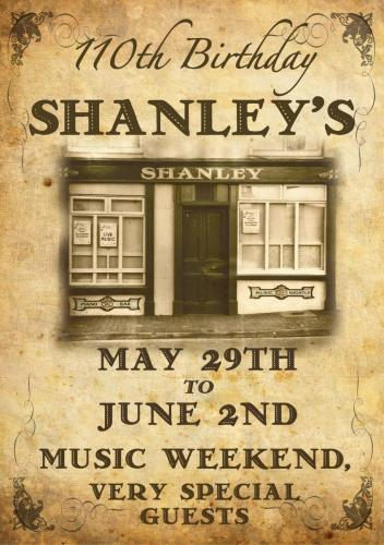 TheShanley's-BirthdayPoster