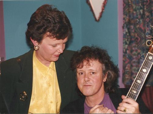 My Mother Phil and Donovan